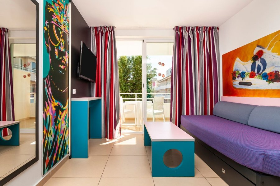 Suite standard bh mallorca hotel magaluf